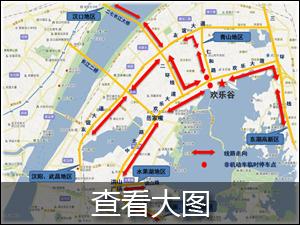 武汉欢乐谷在哪里图片